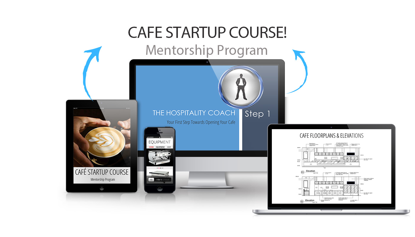 Cafe startup course